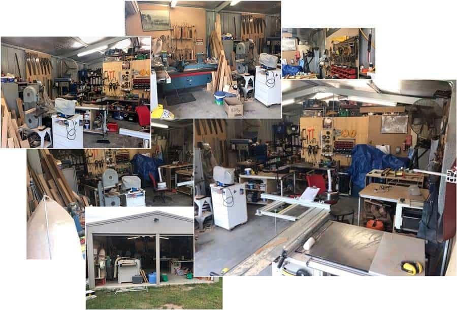 Tool-&-Table-Saw-Garage-pics