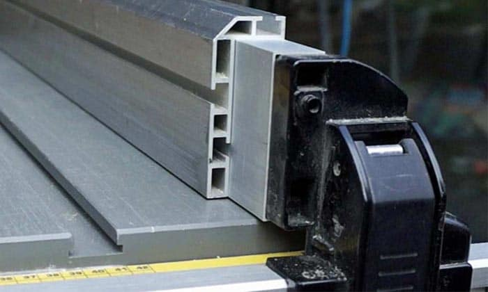 table saw rip-fence