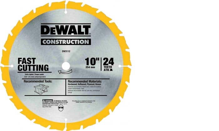 Types Of Table Saw Blades & Adjustments | The Tool Square