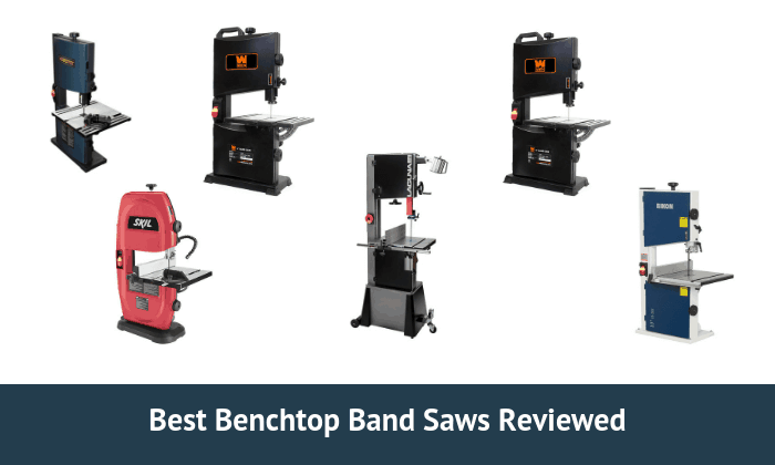 The 6 Best Benchtop Band Saws in 2021 | The Tool Square
