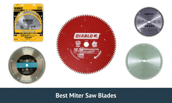 The Best Miter Saw Blades in 2019 | The Tool Square