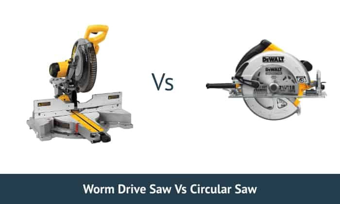 Miter Saw vs Circular Saw Which is Best for Your Needs