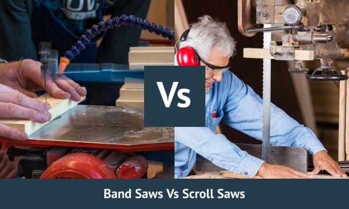 The War of Band Saws & Scroll Saws The 5 Part Battle